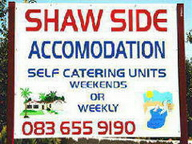 Shawside accommodation
